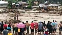La tormenta tropical Tembin causa al menos 133 muertos en Filipinas