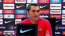 """Valverde: """"El partido tiene suficientes alicientes como para que los dos partidos salgamos muy puestos"""""""