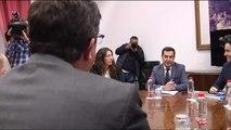 Partido Popular y Ciudadanos alcanzan un principio de acuerdo para gobernar en Andalucía
