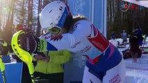 FFS TV - Auron - Slalom dames - 25.03.2019 - Replay