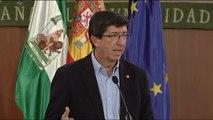 """PP y Ciudadanos inician las negociaciones para la formación de un """"gobierno de cambio"""" en Andalucía"""