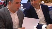 Comienzan las negociaciones entre PP y Ciudadanos para formar gobierno en Andalucía