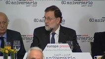 """Rajoy sobre el 21D: """"Es imposible construir una alternativa constitucionalista sin el PP"""""""