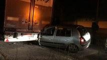 Herido grave un menor en Mallorca tras empotrar el coche que conducía contra un remolque