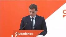 Ciudadanos prioriza las negociaciones con el PP para conseguir el cambio en Andalucía