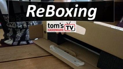 Tout premier ReBoxing : un ultrabook dans sa motherbox