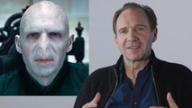 Ralph Fiennes Breaks Down His Most Iconic Characters