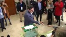 "Moreno Bonilla pide a los andaluces que ""salgan a votar masivamente"""