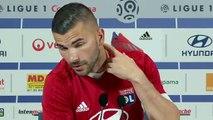 Lopes évoque sa situation contractuelle - Foot - Coupe de France - OL