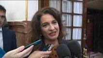 """Montero: """"Tenemos que aprobar los Presupuestos, si no el déficit se va al 2,4 por ciento"""""""