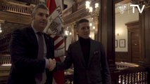 Muniain renueva su contrato con el Athletic Club