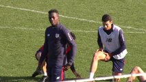 """Mikel Rico: """"Hay mimbres, jugadores, plantilla y cuerpo técnico para darle la vuelta a la situación"""""""