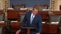 Críticas a Trump de dos de los suyos en el Senado