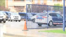 La Guardia Civil busca información sobre el 1-O en una comisaría de los Mossos en Lleida