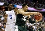 Michigan State Knocks Duke out of March Madness