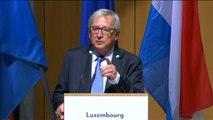 Juncker descarta mediación con Cataluña