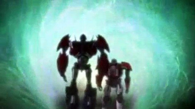Transformers Prime Season 1 Episode 14 Out of His Head