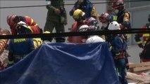 El Gobierno eleva a 337 la cifra de fallecidos tras el terremoto de México