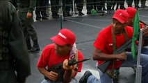 Venezuela responde a las amenazas de EEUU con maniobras militares de 900.000 fuerzas