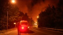 Numerosos incendios afectan a Grecia por culpa del calor excesivo