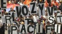 La oposición venezolana retoma las protestas contra el gobierno de Maduro