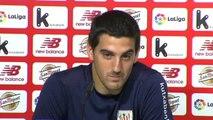 """Mikel San José: """"Kepa es un gran portero y queremos que se quede"""""""