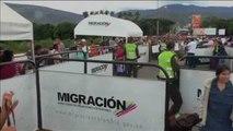 26.000 venezolanos huyen a Colombia antes de la nueva huelga general contra Maduro