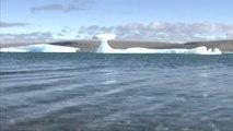 Se desprende de la Antártida uno de los mayores icebergs de los que se tiene noticia