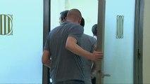Agentes de la Guardia Civil entran al Parlament para buscar datos del 'caso 3%'