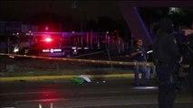 Encuentran tres cuerpos colgados de un puente en Guadalajara