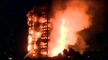 Cientos de manifestantes exigen explicaciones sobre el incendio de la torre Grenfell