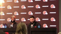 Baker Mayfield talks about his reaction to Odell Beckham Jr. trade