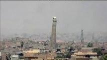 Éxodo de civiles en Mosul tras intensificarse la lucha entre el Ejército y el Estado Islámico