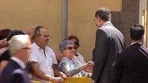 Segundo día de visita oficial de los reyes en Canarias