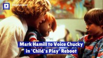 Mark Hamill to Voice Chucky in 'Child's Play' Reboot