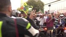 La pasión por las motos inunda Jerez