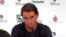 """Rafa Nadal: """"Lo que te hace ganar es el tenis"""""""