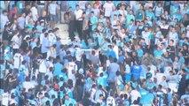 Se entrega a la Justicia el instigador de la muerte de un hincha en las gradas del estadio Mario Alberto Kempes de Córdoba (Argentina)