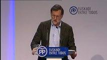 """Rajoy pide responsabilidad a la oposición para """"no romper las reglas de juego, las europeas y las del sentido común"""" en el tema de los estibadores"""