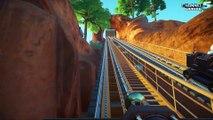 Planet Coaster: Seven Dwarfs Mine Train! Coaster Spotlight 622 #PlanetCoaster