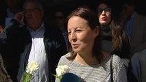 Las víctimas unidas en el día de los desaparecidos sin causa aparente