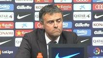 Luis Enrique dice adiós al FC Barcelona