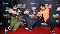 'Dragon Ball Super' Fan Makes Amazing Saiyan Rainbow Art