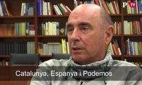 Entrevista Lluís Llach - Podemos