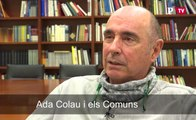 """Entrevista Lluís Llach - Parte 3 - Ada Colau y """"Els Comuns"""""""