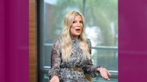 Bench warrant issued for Tori Spelling over bank dispute