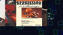 Essential Elements 2000 for Strings, Cello Book 1: A Comprehensive String Method  (Essential