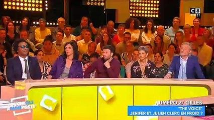 """""""The Voice"""" : Jenifer et Julien Clerc en guerre ?"""