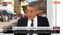 """Jean-Michel Cohen pousse un coup de gueule contre la pub sur l'alcool: """"Elle est totalement contre-productive et ratée"""" - VIDEO"""