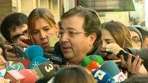La candidatura de López cierra puertas a Sánchez y condiciona la presentación de Susana Díaz